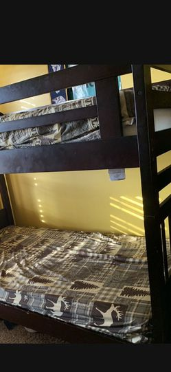 Bunk Bed With Mattress for Sale in Nashville,  TN