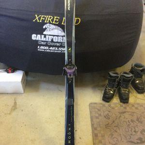 Karhu -Catamount Cross Country Skis for Sale in Diamond Springs, CA