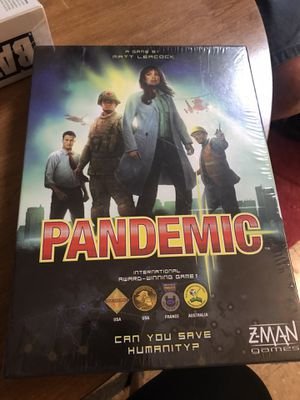 Brand New Pandemic board game for Sale in Framingham, MA