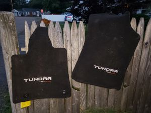 Toyota tundra front carpet for Sale in Randolph, MA