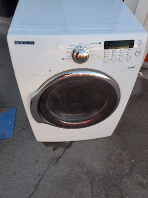 SAMSUNG STEAM FRONT LOAD GAS DRYER for Sale in Lake Elsinore, CA