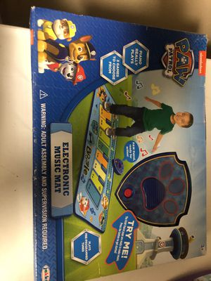 Paw Patrol music mat for Sale in Westminster, CO