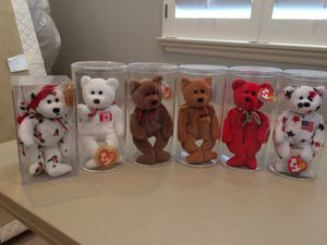Lot of 6 Beanie Babies for Sale in Coto de Caza, CA