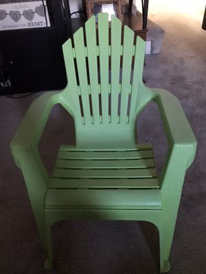 Kids Plastic Chair for Sale in San Diego, CA