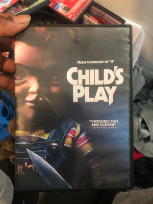 New child's play movie for Sale in Euclid, OH
