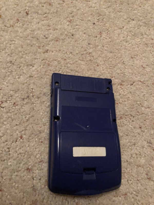Purple Gameboy color