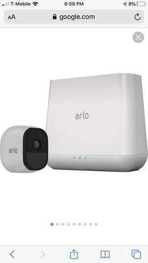 Arlo - Pro 1-camera for Sale in Moreno Valley, CA