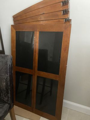 Wood Dining Table with Real Granite *must sell ASAP* for Sale in Miami, FL