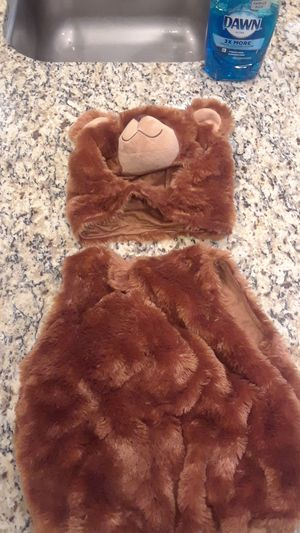 Baby bear costume 8 to 12 months🌸 for Sale for sale  Corona, CA