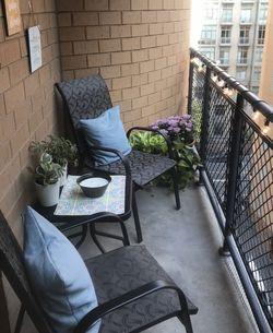 Black Patio Set for Sale in Washington,  DC
