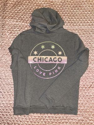 Victoria's Secret PINK Chicago Bling Hoodie for Sale in Kenosha, WI
