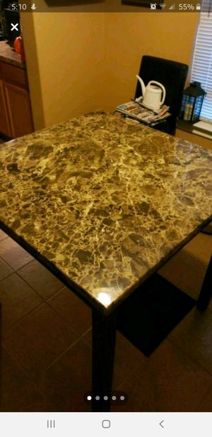 Bar Height Table for Sale in Houston, TX