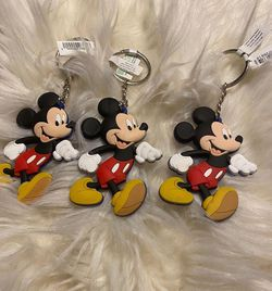 3 MICKEY KEYCHAIN for Sale in Fort Lauderdale,  FL