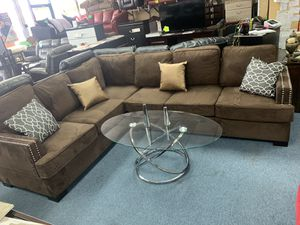 New sectional for $750 for Sale in Garland, TX