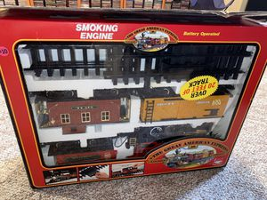 Train set for Sale in Akron, OH