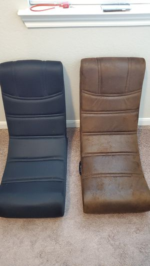 Kids gaming chairs with audio inputs. for Sale in Baytown, TX