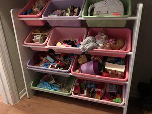 Kids toy storage for Sale in Orlando, FL