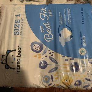 *Cheap* Offer Up Diapers Size Newborn & 1 for Sale in Los Angeles, CA