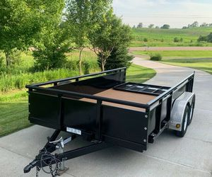 This is an Utility Trailer amazing looks.$1000.00 for Sale in Boston, MA