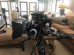 Tilta DSLR Shoulder Camera Rig for Sale in Fountain Valley, CA