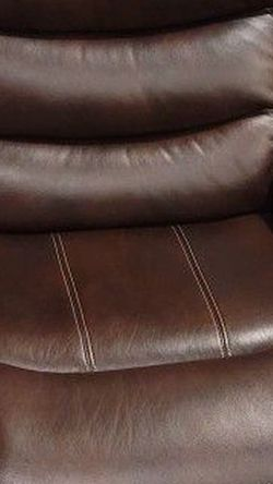 Large SOFA and Leather Recliner for Sale in Littleton,  CO