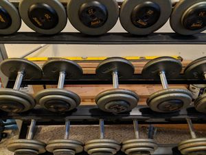 Troy Dumbbells and Rack for Sale in Renton, WA