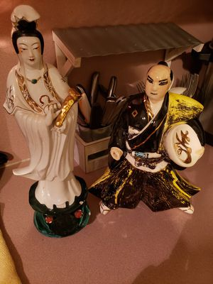 Set of Chinese figurines for Sale in Miami, FL