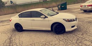 Black rims very good for Sale in Justice, IL