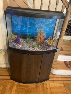 45 gallon fish tank for Sale in Brooklyn, NY