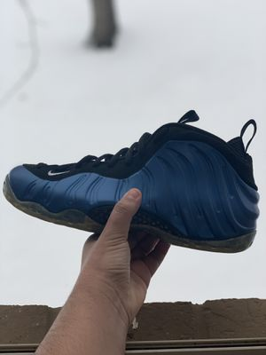 Nike Air foamposite Royal for Sale in Lincolnia, VA