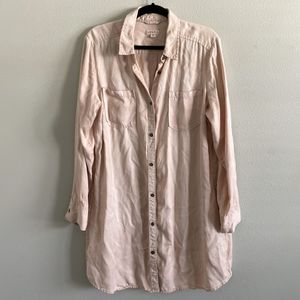 Pink Button-Up Dress for Sale in Renton, WA
