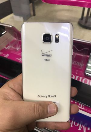 GALAXY NOTE 5 for Sale in Cleveland, OH