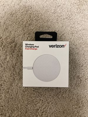 Verizon Wireless Fast Charge Charging Pad for Sale in Plainfield, IL