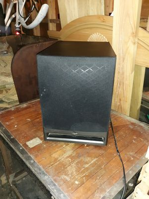 Klipsch RPW-10 Powered Subwoofer for Sale in Los Angeles, CA