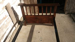 Twinsize bed frame. for Sale in Corpus Christi, TX