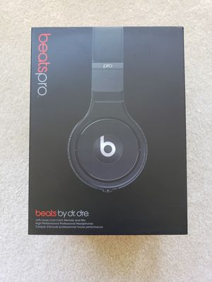Beats Pro by dr. dre for Sale in Irvine, CA