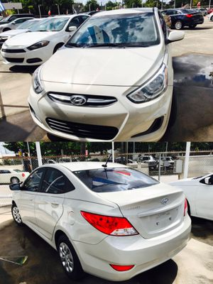 2015 HYUNDAI ACCENT CLEAN TITLE LOW DOWN for Sale in Bellaire, TX