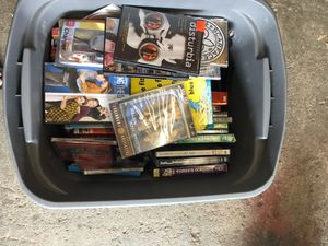Movies dvd $1 each for Sale in Darrington, WA