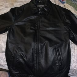 Biker Leather Jacket By Kenneth Cole Reaction for Sale in Fort Lauderdale,  FL