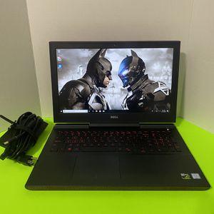 . Dell Inspiron 15 Gaming 7567 Laptop 15 inch ,i5 7th Gen ,1TB HD . Dual Graphics NVIDIA GTX 1050, 4GB -Video, 8GB RAM, for Sale in Arlington, TX