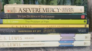 C.S. Lewis books $7 each for Sale in Colton, CA