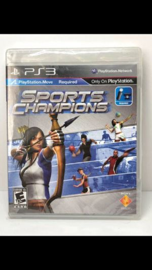 Sports Champions PS3 Game for Sale in New York, NY