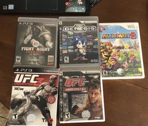 Lot of video games PS3 Wii for Sale in Pico Rivera, CA