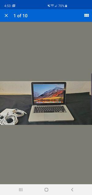 """Silver Apple MacBook Pro 13"""" EARLY 2011/8GB/256GB SSD for Sale in Phoenix, AZ"""