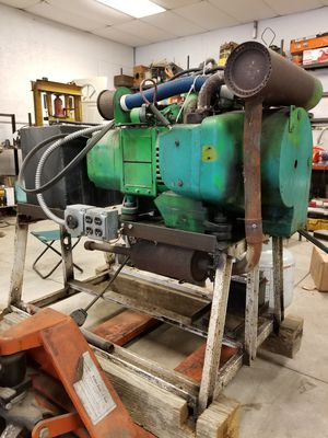 Onan electric plant propane or gas generator for Sale in Knoxville, TN