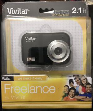 "Vivitar Freelance Digital Camera 2.1 Mega Pixels 1.5"" Preview Screen for Sale in Manor, TX"