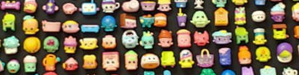 Shopkins Lot ( 530 Shopkins and Extras ) for Sale in San Jose,  CA