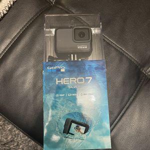 Gopro hero 7 Silver for Sale in Elgin, IL