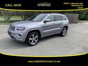 2014 Jeep Grand Cherokee for Sale in Richmond, VA
