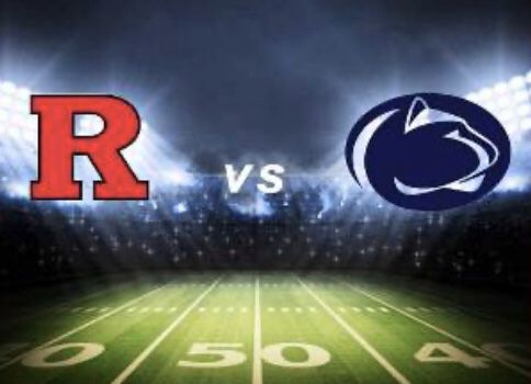 2 tickets for Penn State vs Rutgers football. 11/30/19